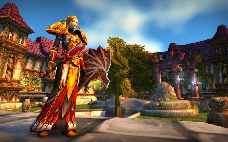 World of Warcraft Classic Yayında