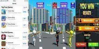 Homer City Amerika App Store'da 1 Numara