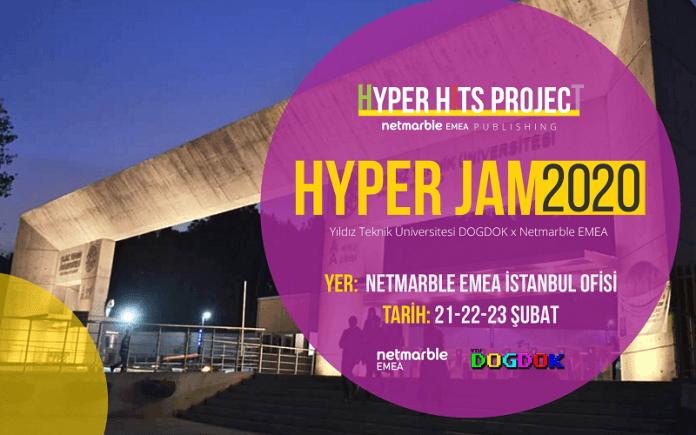 Netmarble'dan Oyun Geliştiricilere Hyper Jam Maratonu Daveti