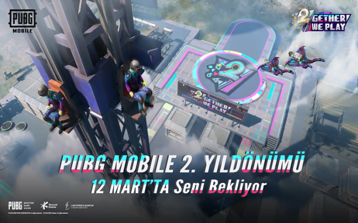 PUBG Mobile 2Gether We Play Geldi