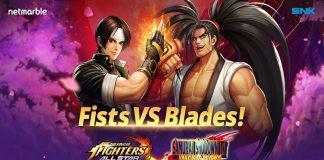 Samurai Shodown Savaşçıları The King of Fighters Allstar'a Geliyor