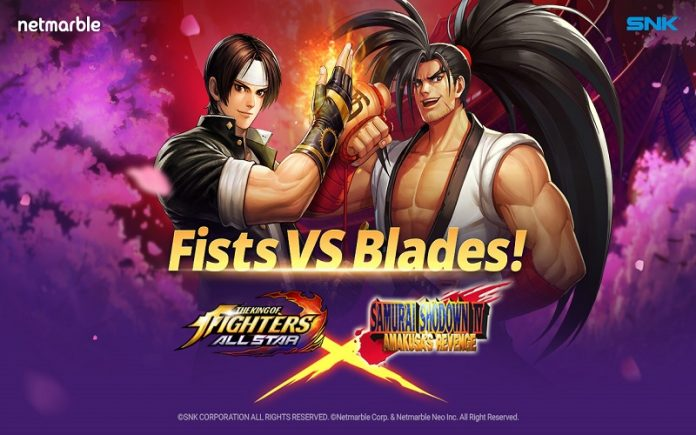 Samurai Shodown Savaşçıları The King of Fighters Allstar'a Geliyor