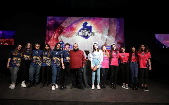 Zula Kadınlar Turnuvası Heyecanı Zirve Yaptı