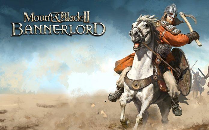 """Mount & Blade II: Bannerlord"" Playstore'da"