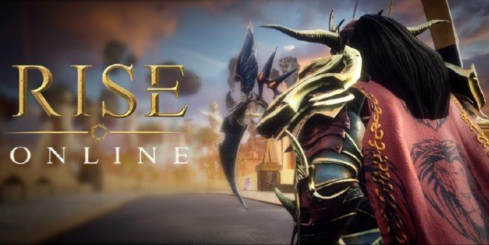 Rise Online World Açılıyor