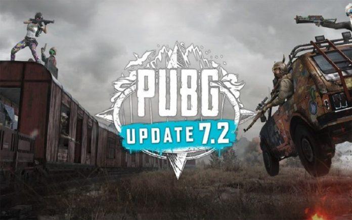 PUBG 7.2 Yaması Açıklandı