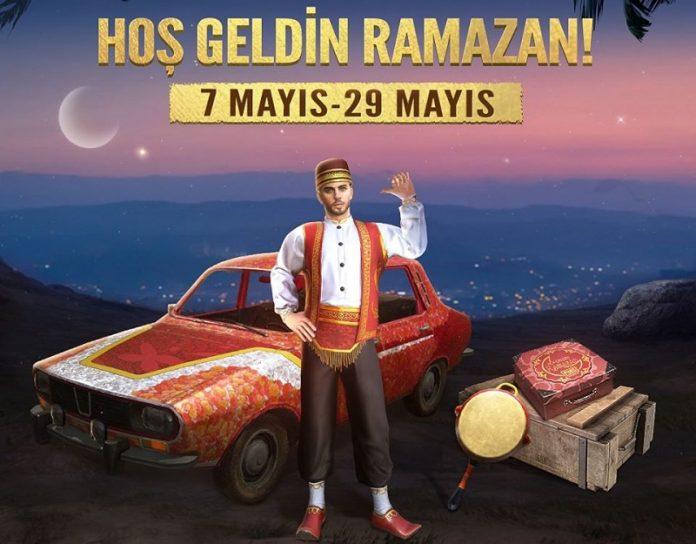 PUBG Mobile Ramazan Güncellemesi Yaptı