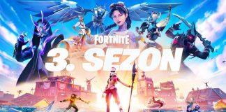 Fortnite 2. Bölüm 3. Sezon İçin Sürpriz Değişiklik