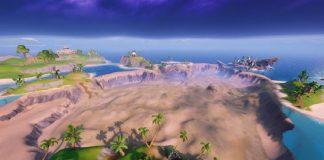Fortnite Haritasının Yeni Bölgesi Belli Oldu