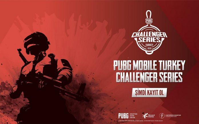PUBG Mobile Türkiye Challenger Series Heyecanı Başlıyor!
