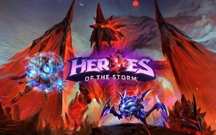 Heroes of the Storm'da Karanlık Nexus Etkinliği Başladı