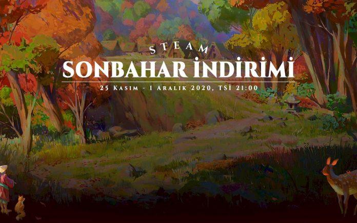 Steam Sonbahar İndirimleri 2020 Devam Ediyor!